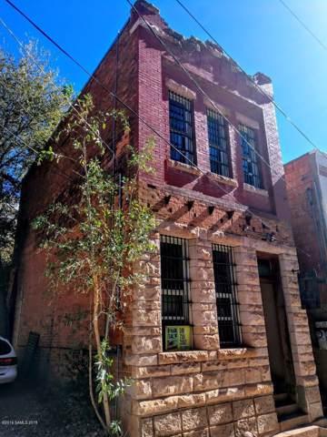 9 Ok Street, Bisbee, AZ 85603 (MLS #172488) :: Service First Realty