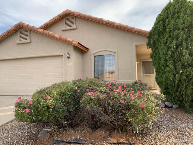 4420 Calle Vista, Sierra Vista, AZ 85635 (MLS #172489) :: Service First Realty