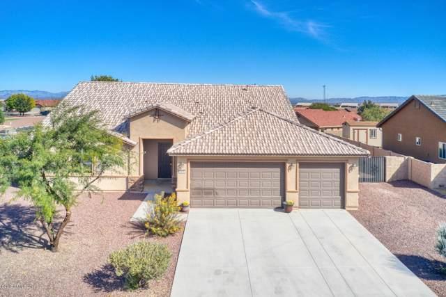 3441 Great Basin Lane, Sierra Vista, AZ 85650 (#172504) :: The Josh Berkley Team