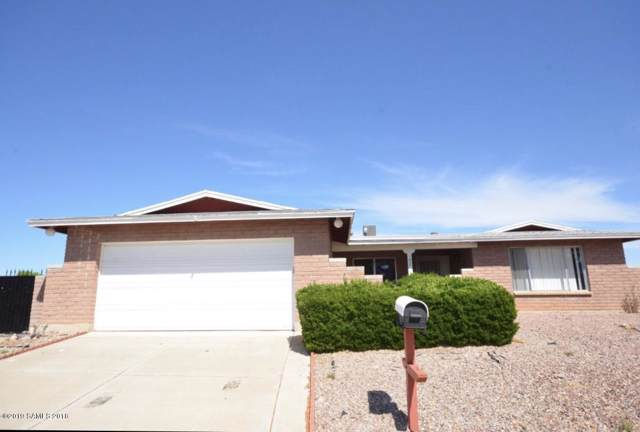 1635 Plaza Canero, Sierra Vista, AZ 85635 (#172512) :: The Josh Berkley Team