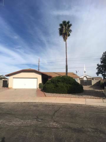 1643 Loma Plaza, Sierra Vista, AZ 85635 (MLS #172523) :: Service First Realty