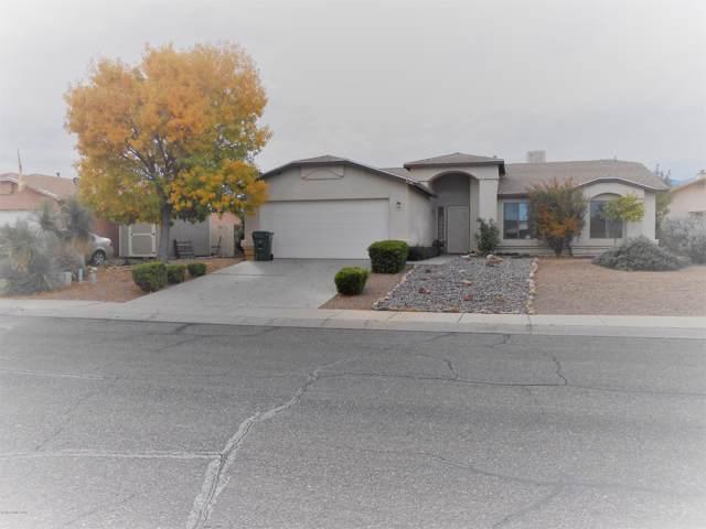 3120 Golden Eagle Drive, Sierra Vista, AZ 85650 (#172549) :: The Josh Berkley Team