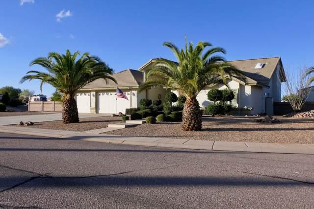 3925 Camino Las Palmeras, Sierra Vista, AZ 85650 (#172560) :: The Josh Berkley Team