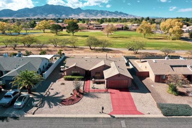 2614 S Player Avenue, Sierra Vista, AZ 85650 (MLS #172567) :: Service First Realty