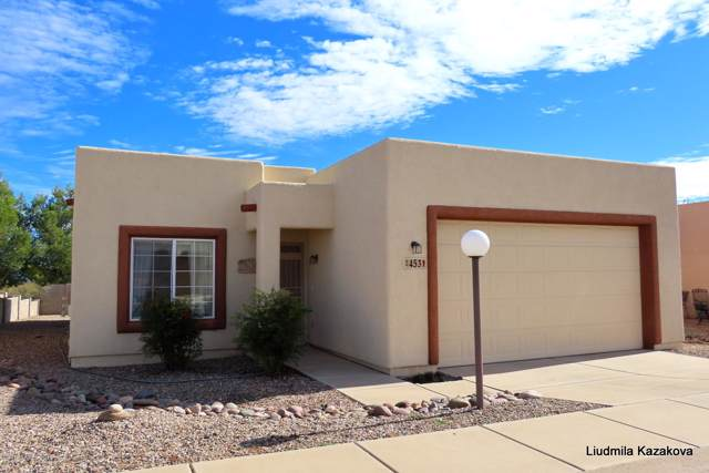 453 S Taylors Trail, Sierra Vista, AZ 85635 (#172596) :: Long Realty Company