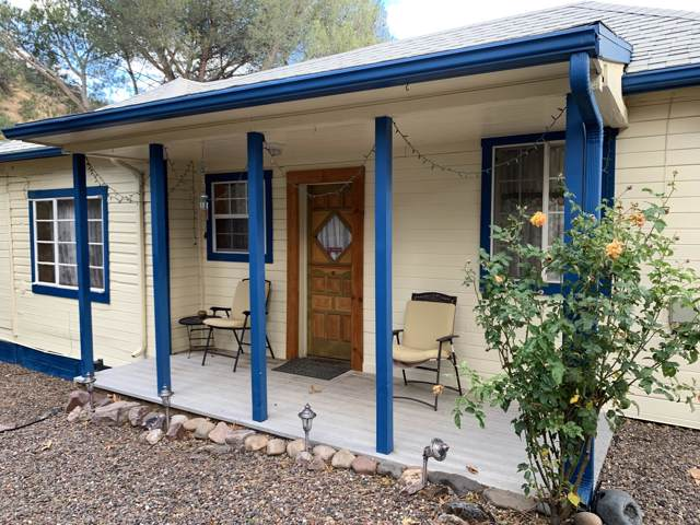301 Curve Street, Bisbee, AZ 85603 (MLS #172598) :: Service First Realty