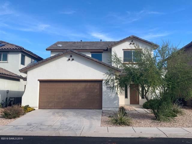 4153 Rocky Mountain Way, Sierra Vista, AZ 85650 (MLS #172618) :: Service First Realty