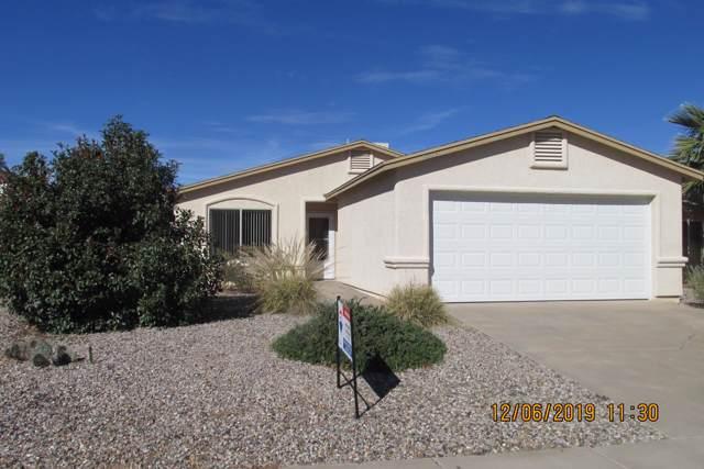4605 Territorial Loop, Sierra Vista, AZ 85635 (MLS #172623) :: Service First Realty