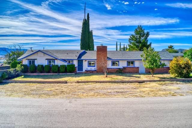 103 Navajo Drive, Bisbee, AZ 85603 (MLS #172627) :: Service First Realty