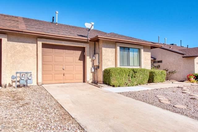 549 Charles Drive, Sierra Vista, AZ 85635 (MLS #172631) :: Service First Realty
