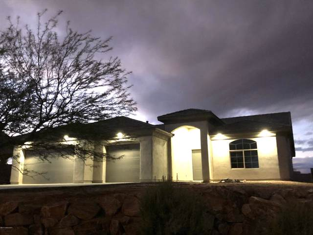 4677 San Cristobal, Sierra Vista, AZ 85635 (MLS #172674) :: Service First Realty