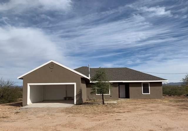 8029 E Canada Drive, Sierra Vista, AZ 85650 (#172678) :: Long Realty Company