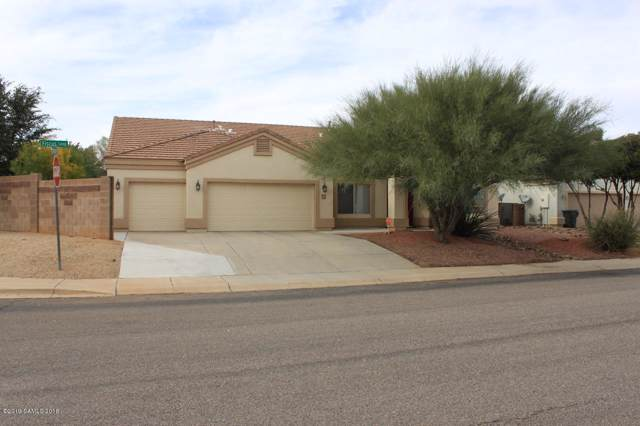 3657 Fiscus Loop, Sierra Vista, AZ 85635 (#172685) :: Long Realty Company