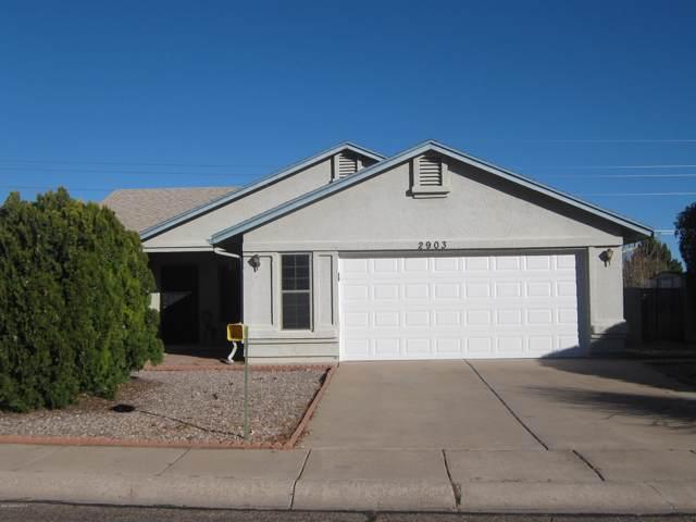 2903 Ridge Crest Street, Sierra Vista, AZ 85650 (#172687) :: Long Realty Company