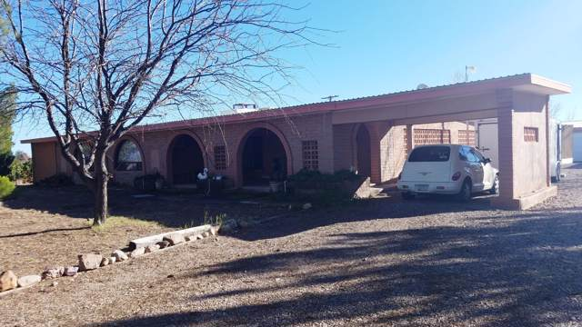 4115 W Hopkins Road, Mcneal, AZ 85617 (MLS #172691) :: Service First Realty