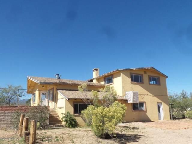 7157 E Alhambra Drive, Sierra Vista, AZ 85650 (MLS #172747) :: Service First Realty
