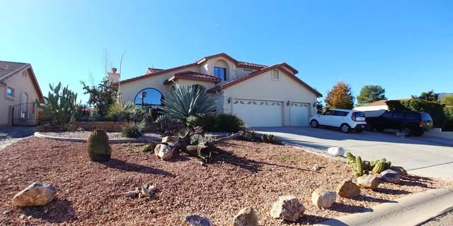 2810 Greenbrier Road, Sierra Vista, AZ 85650 (MLS #172757) :: Service First Realty