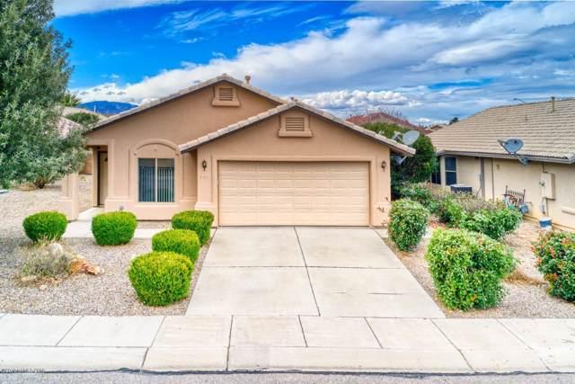 832 Tularosa Drive, Sierra Vista, AZ 85635 (MLS #172787) :: Service First Realty