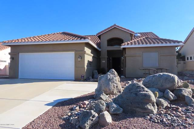 2582 Coral Brooke Drive, Sierra Vista, AZ 85650 (MLS #172875) :: Service First Realty