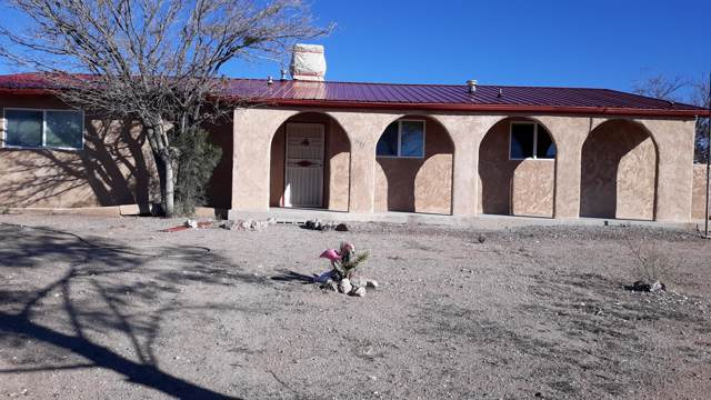 1532 N Curly Bill Drive, Tombstone, AZ 85638 (MLS #172888) :: Service First Realty