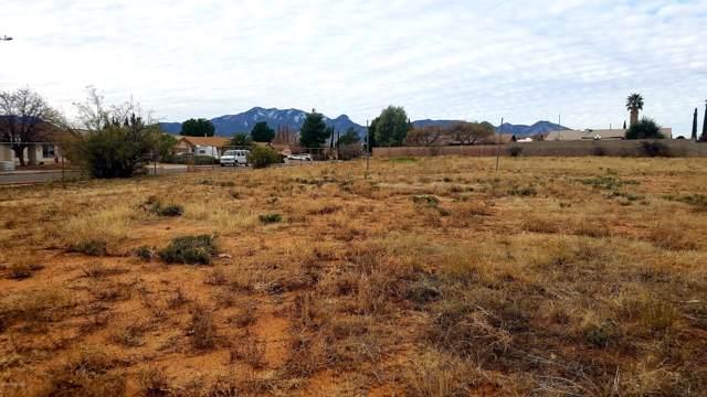 Tbd N Lenzner Avenue, Sierra Vista, AZ 85635 (MLS #172916) :: Service First Realty