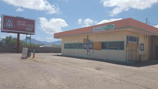 140 S Huachuca Boulevard, Huachuca City, AZ 85616 (MLS #172920) :: Service First Realty