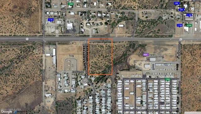 Tbd Highway 90, Sierra Vista, AZ 85635 (MLS #172922) :: Service First Realty