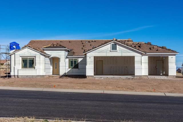 6315 E Saddlehorn Circle #98, Hereford, AZ 85615 (MLS #172924) :: Service First Realty