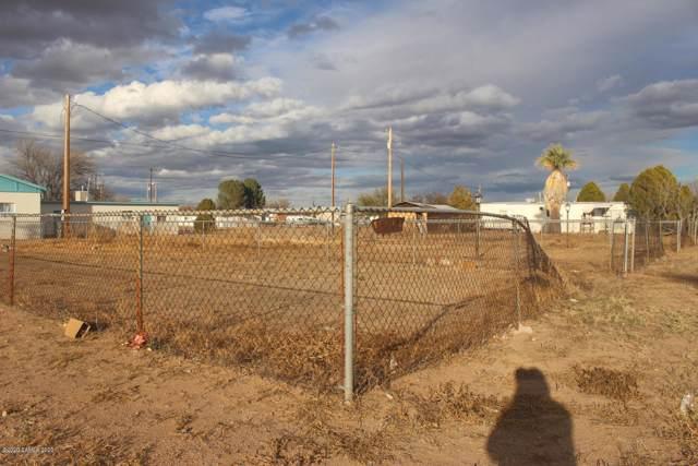 205 Navajo Street #9, Huachuca City, AZ 85616 (MLS #172933) :: Service First Realty