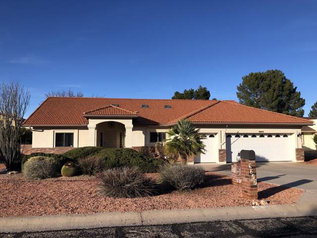 3217 Snead Drive, Sierra Vista, AZ 85650 (#172936) :: The Josh Berkley Team
