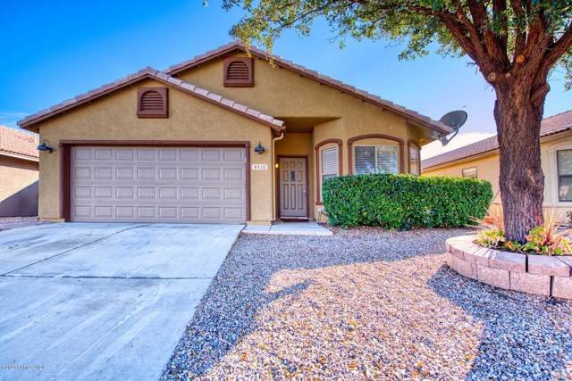 4516 Chaparral Loop, Sierra Vista, AZ 85635 (MLS #172942) :: Service First Realty