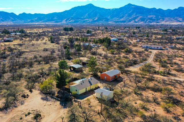 6112 S Cavalry Lane, Hereford, AZ 85615 (MLS #172956) :: Service First Realty