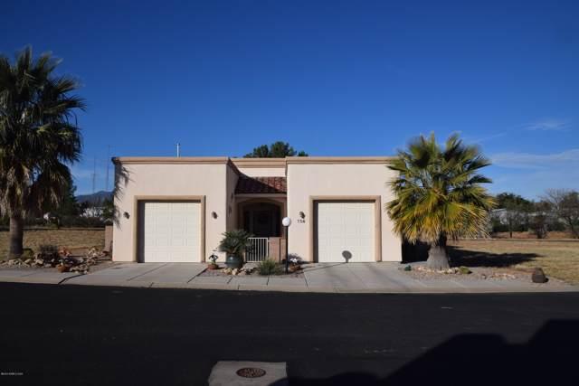 756 S Meadowood Lane, Sierra Vista, AZ 85635 (#172958) :: The Josh Berkley Team