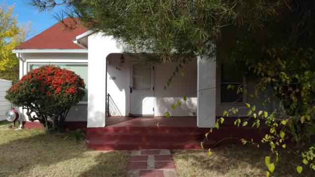 601 Arizona Street, Bisbee, AZ 85603 (MLS #172961) :: Service First Realty