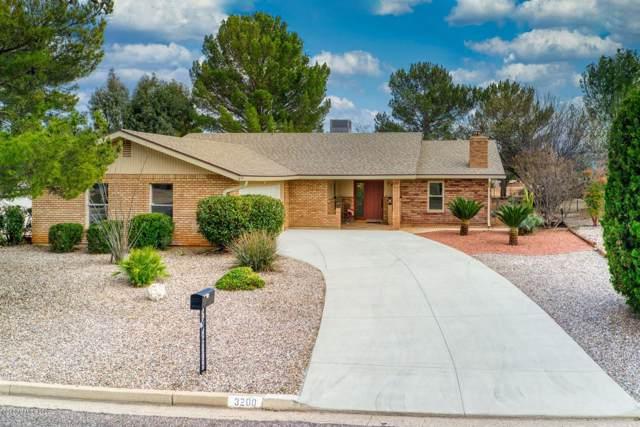 3200 Oakmont Drive, Sierra Vista, AZ 85650 (MLS #172966) :: Service First Realty