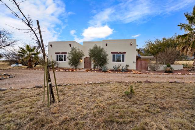 7369 E Silver Creek Road, Hereford, AZ 85615 (MLS #172971) :: Service First Realty