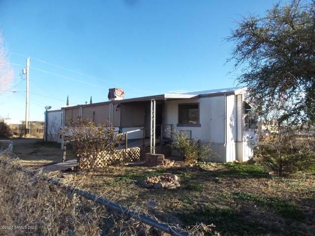 421 E Navajo Street, Huachuca City, AZ 85616 (MLS #172978) :: Service First Realty