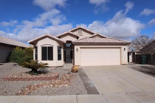 4583 Calle Albuquerque, Sierra Vista, AZ 85635 (MLS #172983) :: Service First Realty