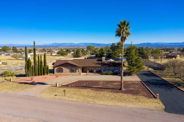 5575 E Calle Mano, Sierra Vista, AZ 85650 (#172990) :: The Josh Berkley Team