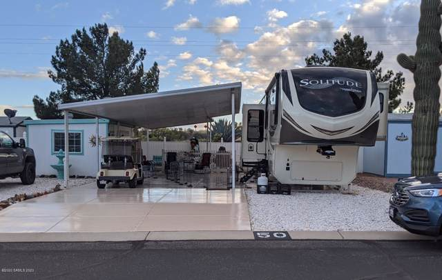 1030 S Barrel Cactus Ridge #50, Benson, AZ 85602 (MLS #172992) :: Service First Realty