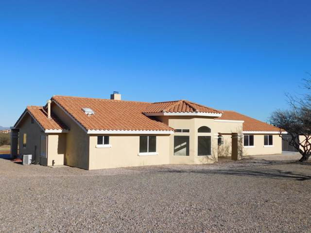 1533 N San Gabriel Avenue, Sierra Vista, AZ 85635 (MLS #172993) :: Service First Realty