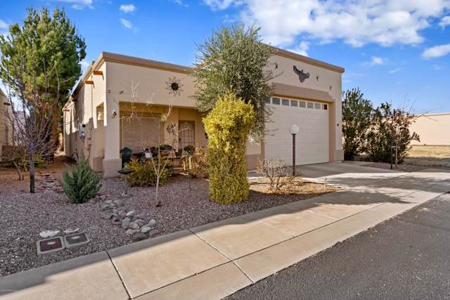 558 S Sky Ranch Road, Sierra Vista, AZ 85635 (#173013) :: The Josh Berkley Team