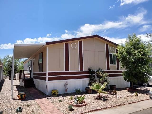 490 S Little Bear Trail, Sierra Vista, AZ 85635 (#173017) :: The Josh Berkley Team