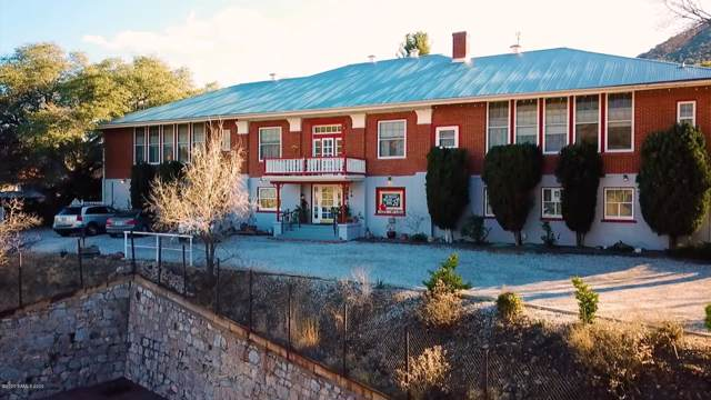 818 Tombstone Canyon, Bisbee, AZ 85603 (MLS #173020) :: Service First Realty