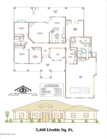 2460 Sq Ft S Lizard Trail, Hereford, AZ 85615 (MLS #173085) :: Service First Realty