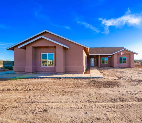2522 N Euphoria Lane, Huachuca City, AZ 85616 (MLS #173100) :: Service First Realty