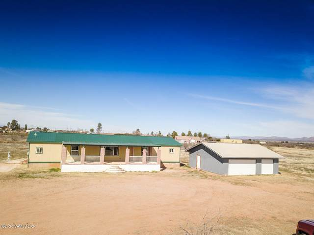 10537 E Chaco Lane, Hereford, AZ 85615 (MLS #173101) :: Service First Realty