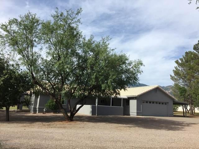 5256 S San Pedro Avenue, Sierra Vista, AZ 85650 (#173144) :: Long Realty Company