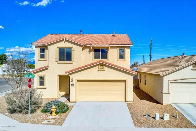 205 Bainbridge Drive, Sierra Vista, AZ 85635 (#173145) :: Long Realty Company