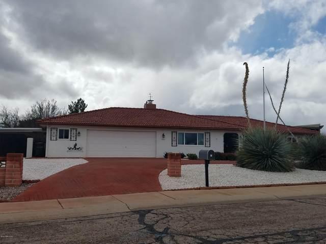 2000 Tiffany Place, Sierra Vista, AZ 85635 (#173155) :: Long Realty Company